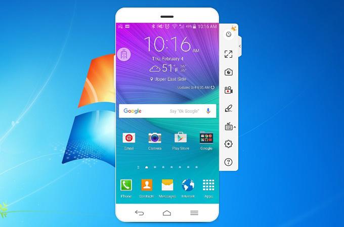 emular android en pc